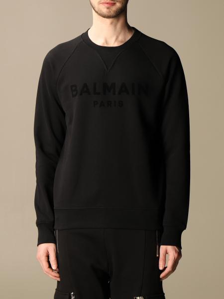 Balmain men: Sweatshirt men Balmain