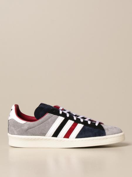 Sneakers Campus 80s Adidas Originals in camoscio