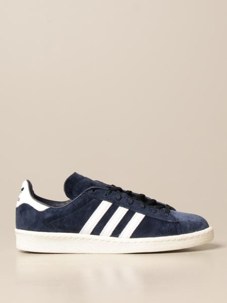 Campus 80s Adidas Originals sneakers in suede