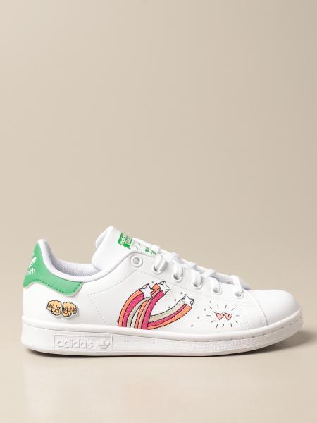Adidas ДЕТСКОЕ: Обувь Детское Adidas Originals