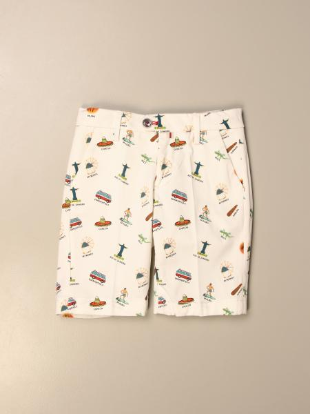 Pantalón corto niños Baronio