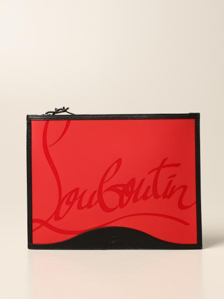 Bags men Christian Louboutin