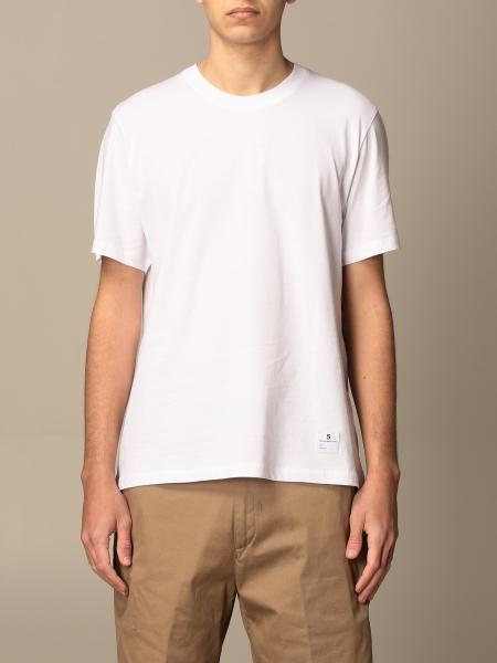 Department Five: Department Five t-shirt in basic cotton