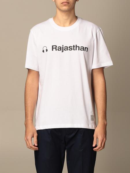 Department Five: Department Five cotton T-shirt with Rajasthan print