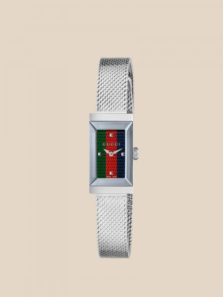 Gucci watch in milano stitch