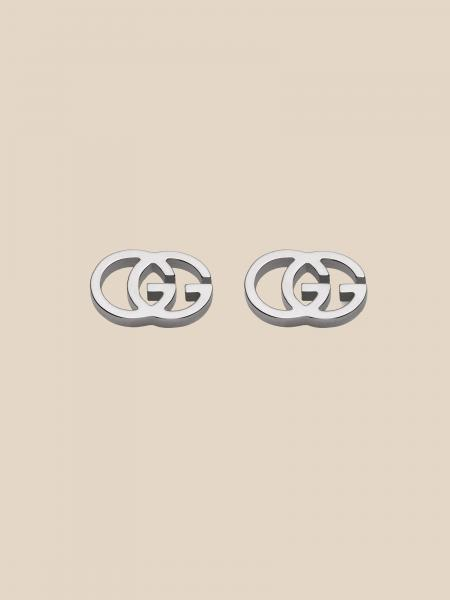 Gucci earrings in white gold