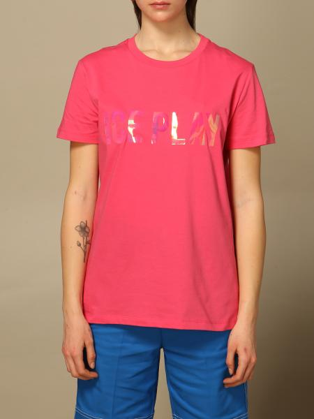 T-shirt damen Ice Play