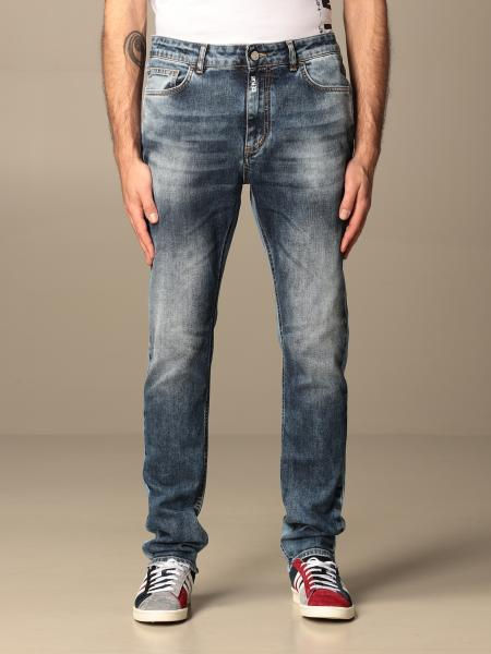 Denim skinny stretch