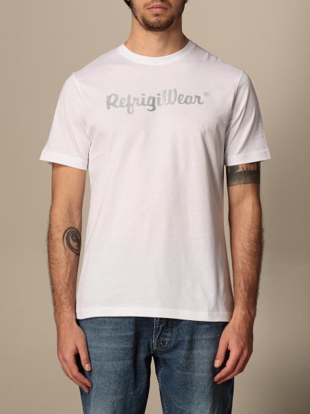 Refrigiwear: Футболка Мужское Refrigiwear