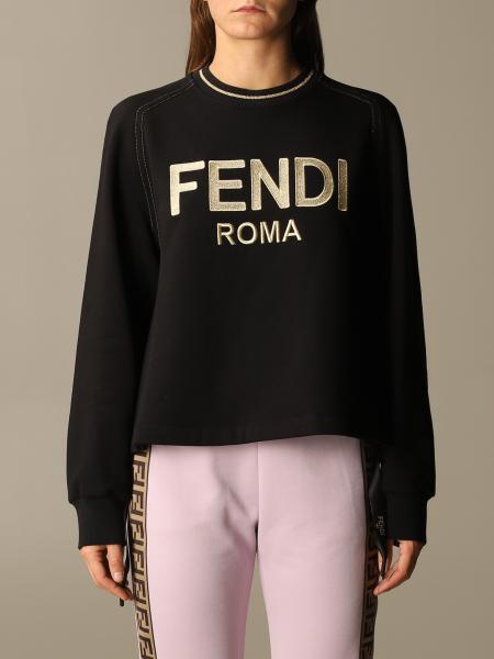 Sweatshirt damen Fendi