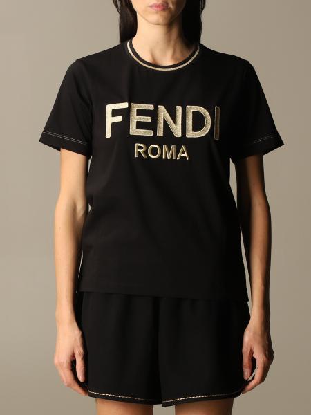 Fendi für Damen: T-shirt damen Fendi