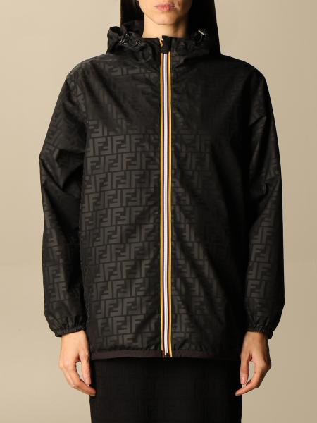 Fendi: Jacket women Fendi