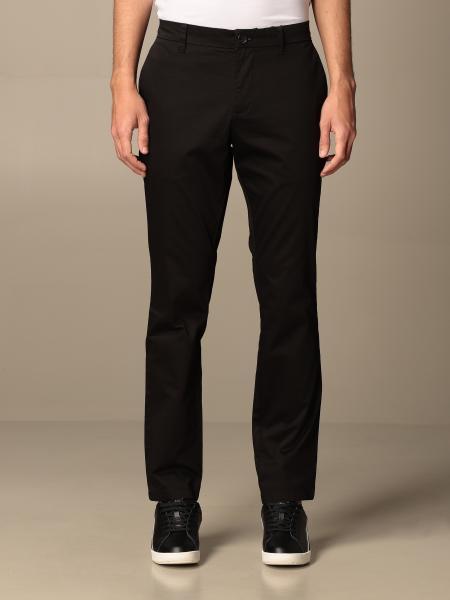 Pantalone Chino Armani Exchange in cotone stretch