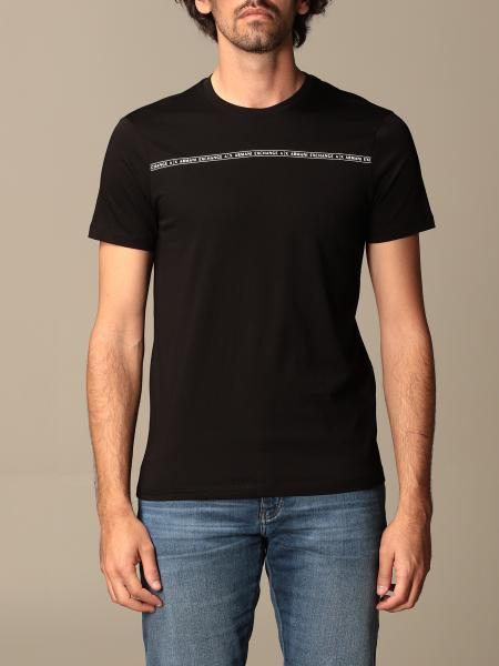 T-shirt herren Armani Exchange