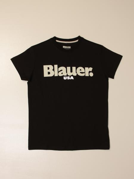 Blauer: T-shirt enfant Blauer