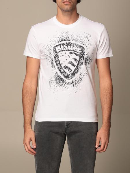 Blauer: T-shirt homme Blauer