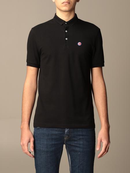 Colmar polo shirt in piquet cotton with logo
