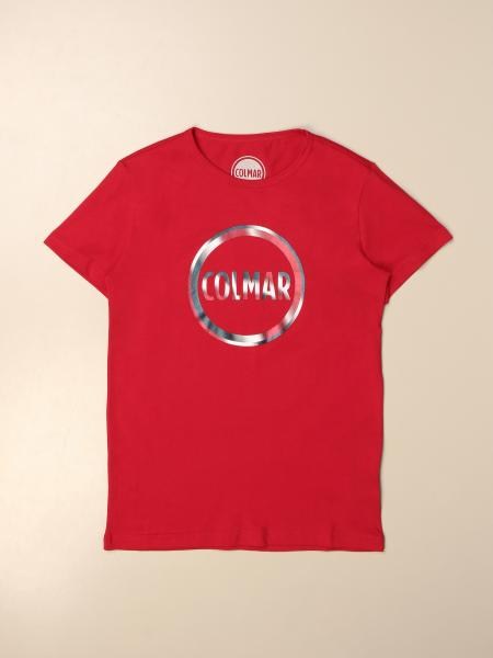 Colmar cotton t-shirt with logo