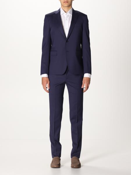 Brian Dales men: Suit men Brian Dales