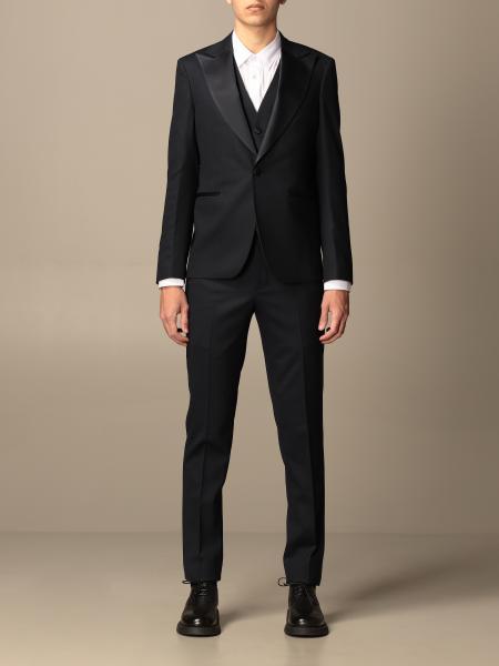 Suit men Brian Dales