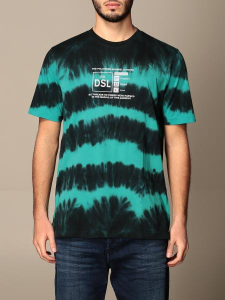 T-shirt herren Diesel