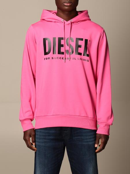 Diesel МУЖСКОЕ: Толстовка Мужское Diesel