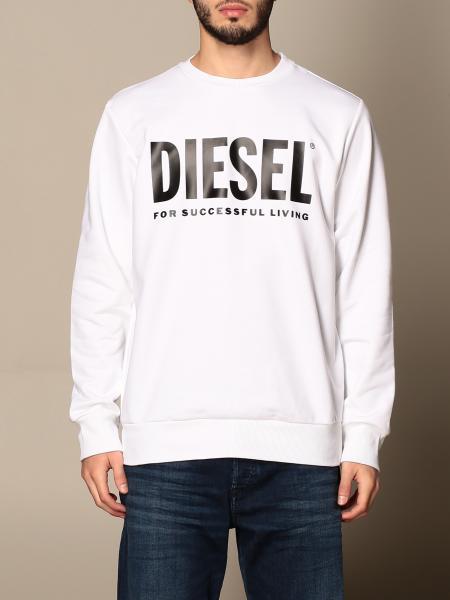 Diesel crewneck sweatshirt with logo