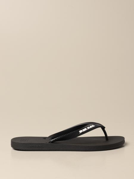 Diesel thong sandal in rubber