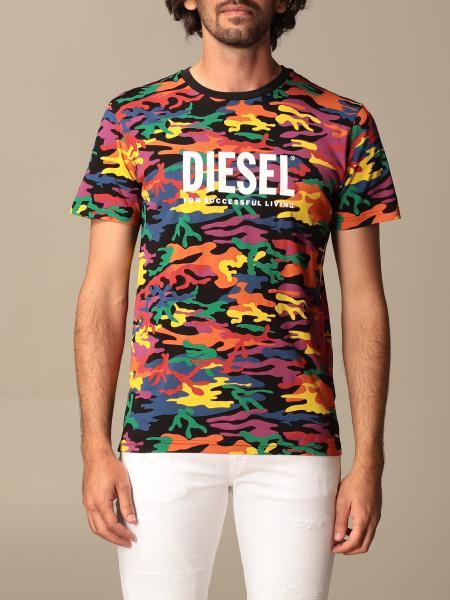 T-shirt homme Diesel Beachwear