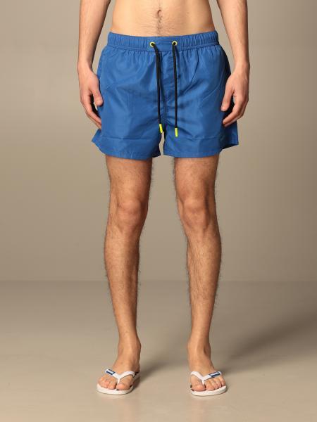 Costume a boxer Diesel Beachwear in nylon