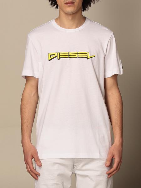 T-shirt men Diesel Beachwear