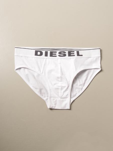 Diesel Underwear: Slip Diesel Underwear con logo