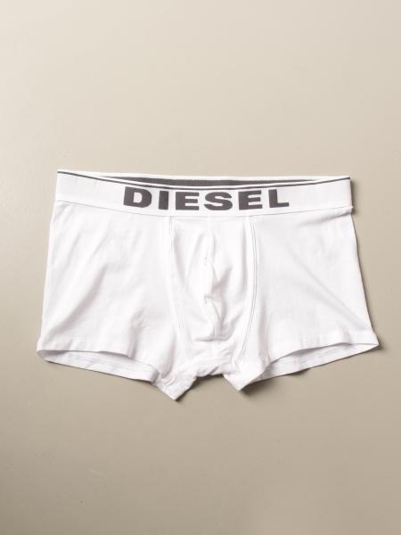 Diesel Underwear: Mutande a parigamba Diesel Underwear con logo