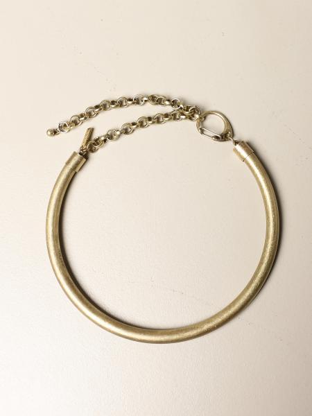 Allujewels: Rigid collier Allu 'jewels in bronze