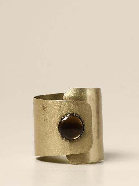 Allujewels: Rigid and adjustable brass aluminum bracelet