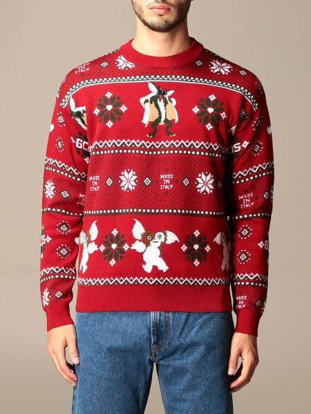 Gcds men: Gcds Christmas jacquard sweater