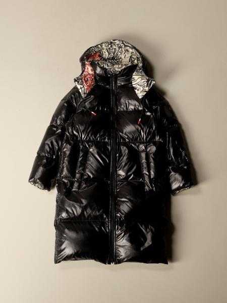 Peuterey kids: Castex lk double print jacket Peuterey Plurals