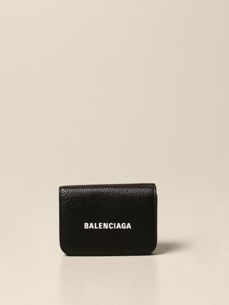 Portefeuille femme Balenciaga