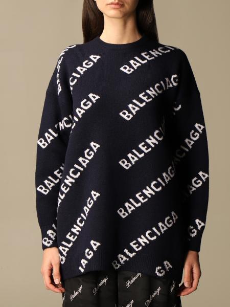 Balenciaga 女士: 毛衣 女士 Balenciaga