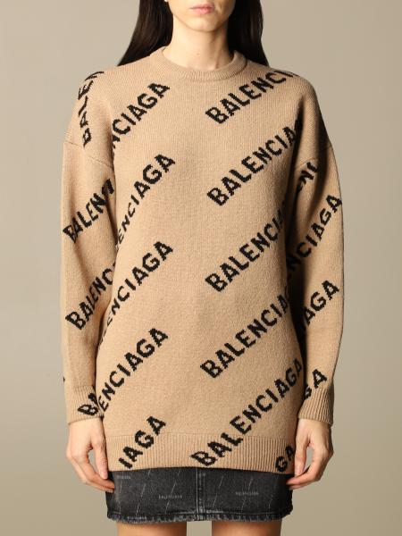 毛衣 女士 Balenciaga