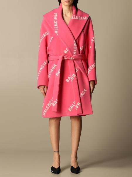 Пальто Женское Balenciaga