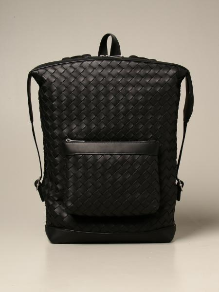 Bottega Veneta backpack in woven leather