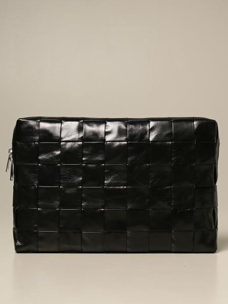 Bottega Veneta clutch bag in 4.0 woven leather