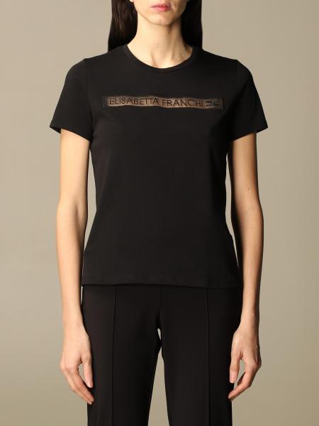 T-shirt damen Elisabetta Franchi