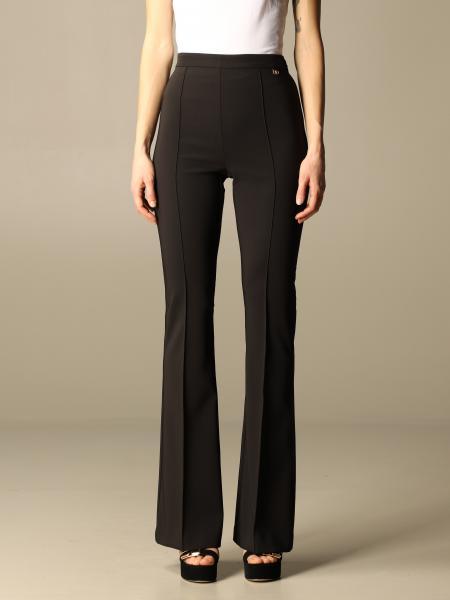 Pantalone Elisabetta Franchi in crêpe