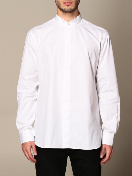 Saint Laurent basic shirt with Italian collar