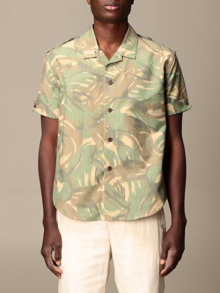 Camisa hombre Saint Laurent