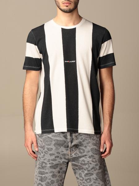 T-shirt herren Saint Laurent