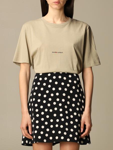 Saint Laurent: T-shirt femme Saint Laurent
