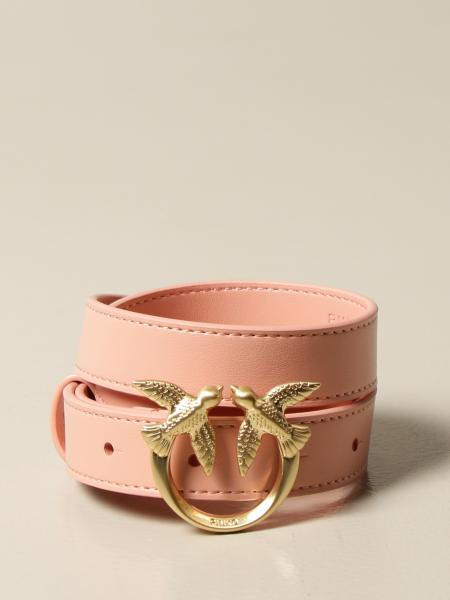 Love berry simply small Pinko leather belt
